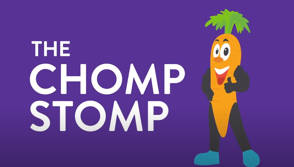 The Chomp Stomp